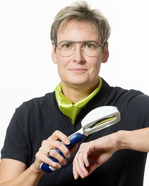 Brillenstube Flöha und Hainichen - Optikermeisterin Daniela Schilling