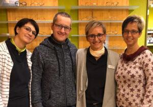 Brillenstube Flöha und Hainichen - Geschäftseröffnung 2019