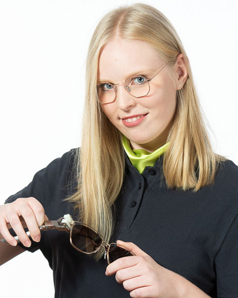 Brillenstube Flöha und Hainichen - Optikerin Isabel Ehrlich