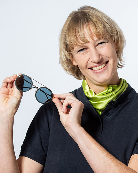 Brillenstube Flöha und Hainichen - Optikerin Kathrin Cholewa
