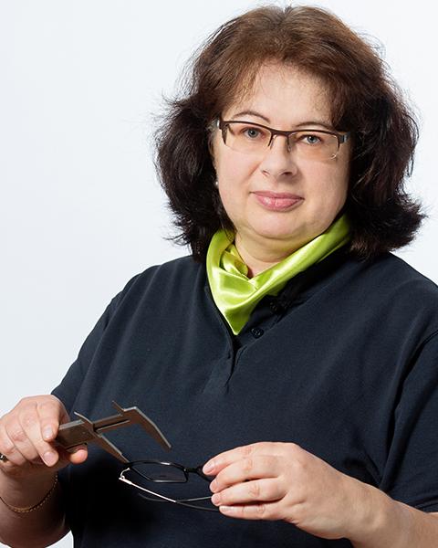 Brillenstube Flöha und Hainichen - Optikerin Kerstin Dünkel