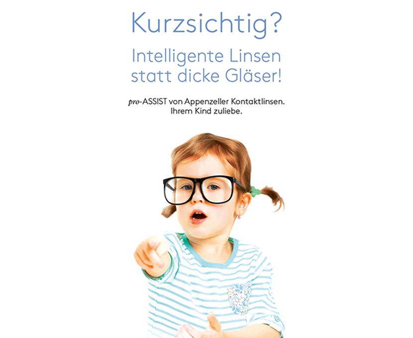 Brillenstube Flöha und Hainichen - Myopiemanagement