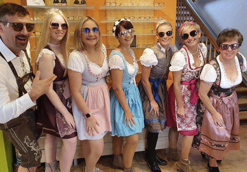 Brillenstube Flöha und Hainichen - Oktoberfest 2020